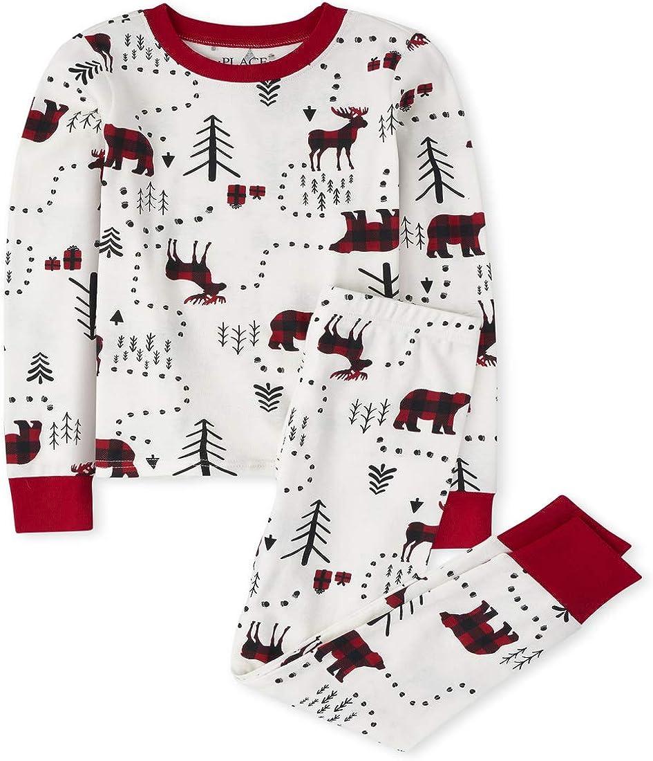 The Children's Place Austin Mall Boys' Top Pajama and Set Pants Regular dealer