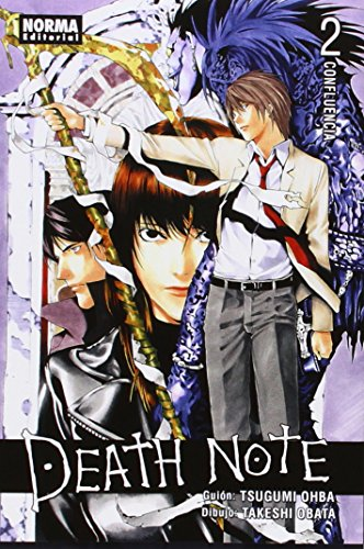 DEATH NOTE 02 (Manga - Death Note)