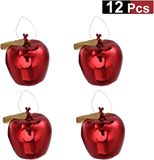Best red apple tree ornaments Reviews