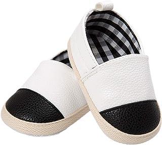 DEBAIJIA Bambino Scarpe 0-18M Primi Passi Suola Morbida Ragazzo Sneaker Infantile Antiscivolo Traspirante Leggera