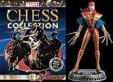 Eaglemoss Marvel Chess Figurine Collection Nº 46 Lady Deathstrike