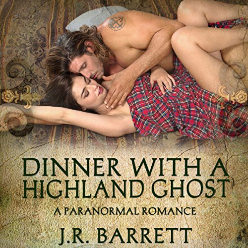Dinner with a Highland Ghost audiobook cover art