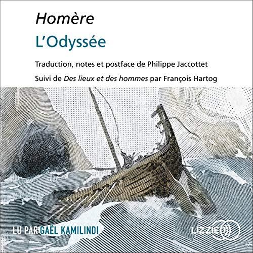 Couverture de L'Odyssée