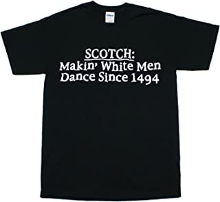 scotch shrunk t shirt