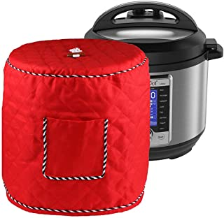 Electrical Cover For 8 Quart Electric Pressure Cooker with Front Pocket for Small Kitchen Accessories