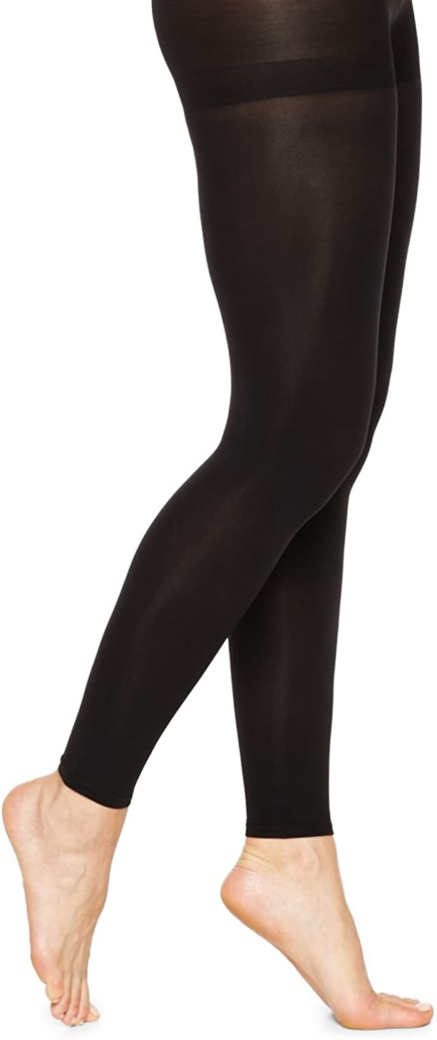 Esprit Women's 2-Pack Footless Tights - Colors Available