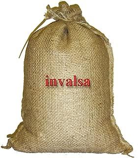 "Medium Small (12"" x 16"") Burlap Bag Holds 9-11 lbs Plus free coffee sample."