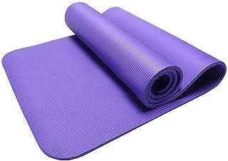 Yoga mat thick Yoga Mats| Yoga Mat 15MM Thick Durable Yoga Mat Non-slip Exercise Fitness Pad Mat Lose Weight Gym Equipment...