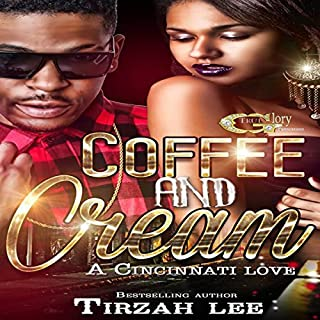Coffee and Cream audiobook cover art