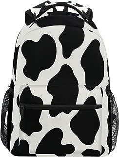 Best cow print backpack Reviews