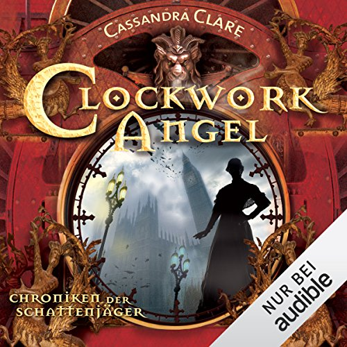 Clockwork Angel Titelbild