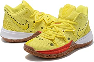 Men's Kyrie 5 EP Basketball Shoes Yellow CJ6951-700
