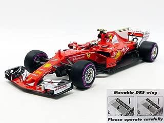 Ferrari SF70-H F1 Australia GP Kimi Raikkonen #7 1/18 Model Car by BBR 181707