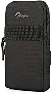 Lowepro Pouch Protactic Phone Lightweight;Weather Resistant Pouch Protactic Phone, Black (LP37225-PWW)