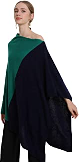 cape sweater poncho