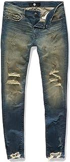 Jordan Craig Death Valley Shredded Denim Jeans