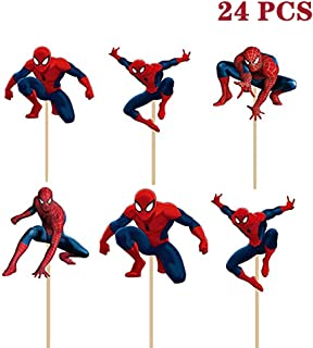 Best marvel cake toppers Reviews