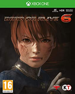 JEU Console KOEI Tecmo Dead OR Alive 6 Xbox ONE