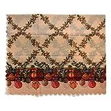 Blesiya Tischdecke rechteckige Abwaschbar Stoff Tischtuch Pflegeleicht Schmutzabweisend Farbe wählbar Rustikal Muster - # 3