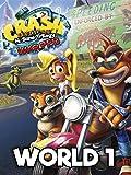 Crash Bandicoot: N. Sane Trilogy - Warped - World 1