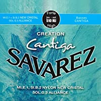SAVAREZ 510 MJ High tension CREATION Cantiga サバレス クリエイション・カンティーガ