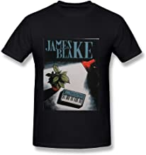 Skywootte James Blake North American Tour Tee Shirt For Men