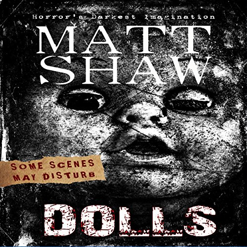 DOLLS: An Extreme Horror audiobook cover art