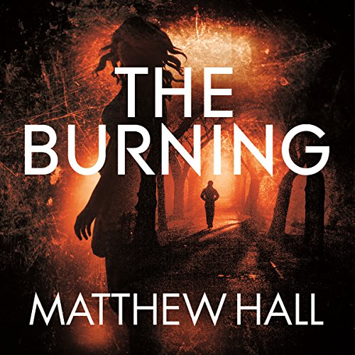 The Burning audiobook cover art