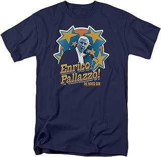 Enrico Pallazzo 80s Funny Movie T-Shirt Tee