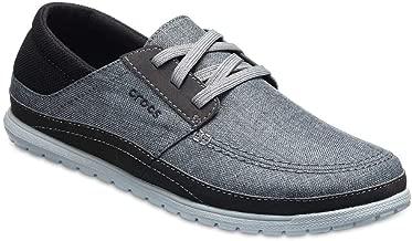 crocs shaw boat shoe