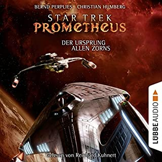 Der Ursprung allen Zorns     Star Trek Prometheus 2              Autor:                                                                                                                                 Bernd Perplies,                                                                                        Christian Humberg                               Sprecher:                                                                                                                                 Reinhard Kuhnert                      Spieldauer: 10 Std. und 58 Min.     384 Bewertungen     Gesamt 4,5