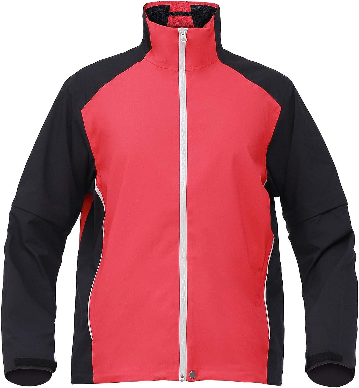 FIT SPACE Waterproof Max 70% OFF Golf Rain Jacket Li Performance 20K Max 72% OFF Men for