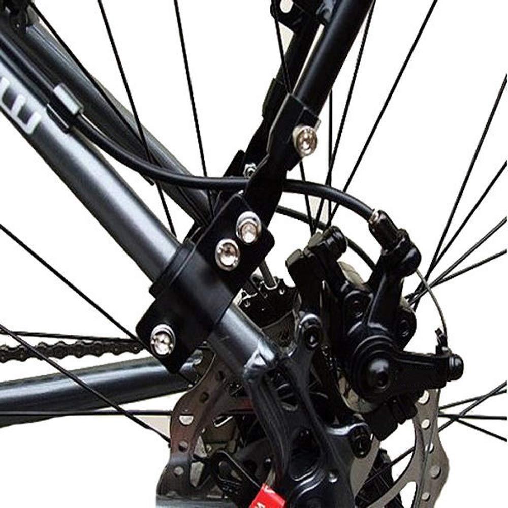 Vaxiuja Carrier Trasera para Bicicleta Disco de montaña de la Bici ...