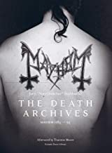 The Death Archives: Mayhem 1984-94