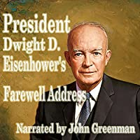 President Dwight D. Eisenhower's Farewell Address audio book