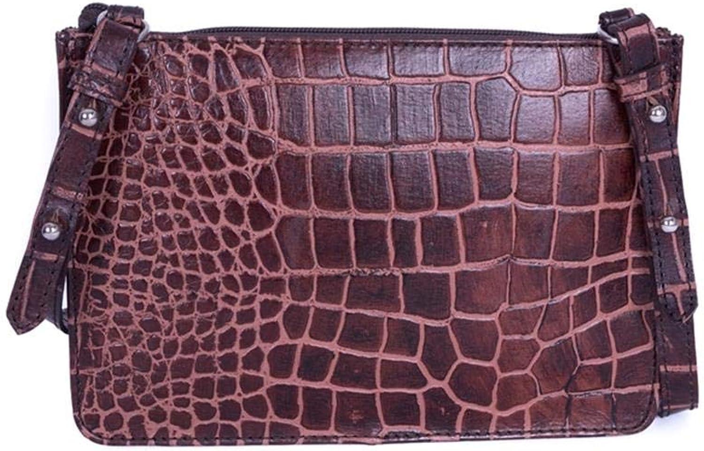 Braune Damen Lederhandtasche B07KYS6M7F  Ideales Geschenk für für für alle Gelegenheiten 8cb6dd