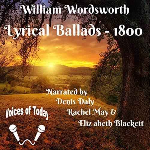 Lyrical Ballads - 1800 cover art