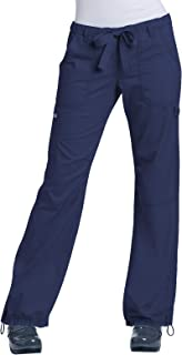 Koi Women's Lindsey Ultra Comfortable Cargo Style Scrub Pants (EXTRA PETITE)