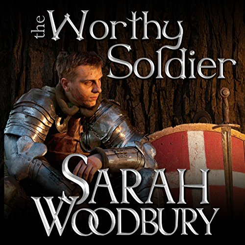 The Worthy Soldier audiobook cover art