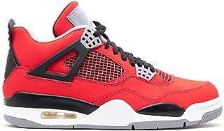 newest efde8 e77ee JACKWOLDMIN Athletic Sport Basketball Running Sneaker AIR JORDAN 4 RETRO  TORO BRAVO 308497 603 Men s Casual