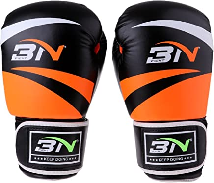 Tubayia 1 Paar Boxhandschuhe Boxtraining Handschuhe Handschützer für Boxen Kickboxen Karate Muay Thai MMA B07MK3NY2S       Hochwertige Produkte