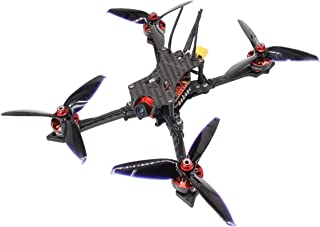 HGLRC Batman220 220mm FPV Racing Drone Airbus F4 Flight Controller 2306 2450KV Brushless Motor 5mm Carbon Fiber Frame Kit Forward VTX Video Transmitter Aurora Camera Quadcopter Frsky XM+ Receiver