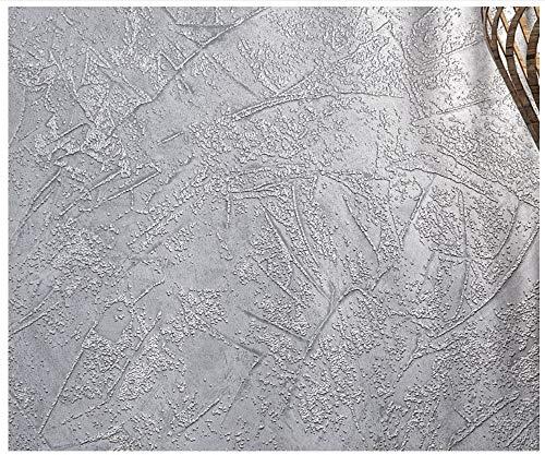 TapeteVlies moderne minimalistische graue feine Prägetapetefür Wohnzimmer Schlafzimmer Home Decoration Papierrolle