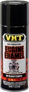 VHT ESP124007 Engine Enamel Gloss Black Can – 11 oz.