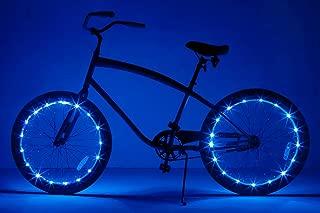 Brightz WheelBrightz LED Bicycle Wheel Accessory Light (2-Pack Bundle for 2 Tires)