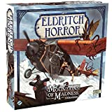 Eldritch Horror Mountains of Madness Board Game EXPANSION | Mystery Game | Cooperative Board Game for Adults and Family | Ages 14+ | 1-8 Players | Avg. Playtime 2-4 Hrs | Made by Fantasy Flight Games