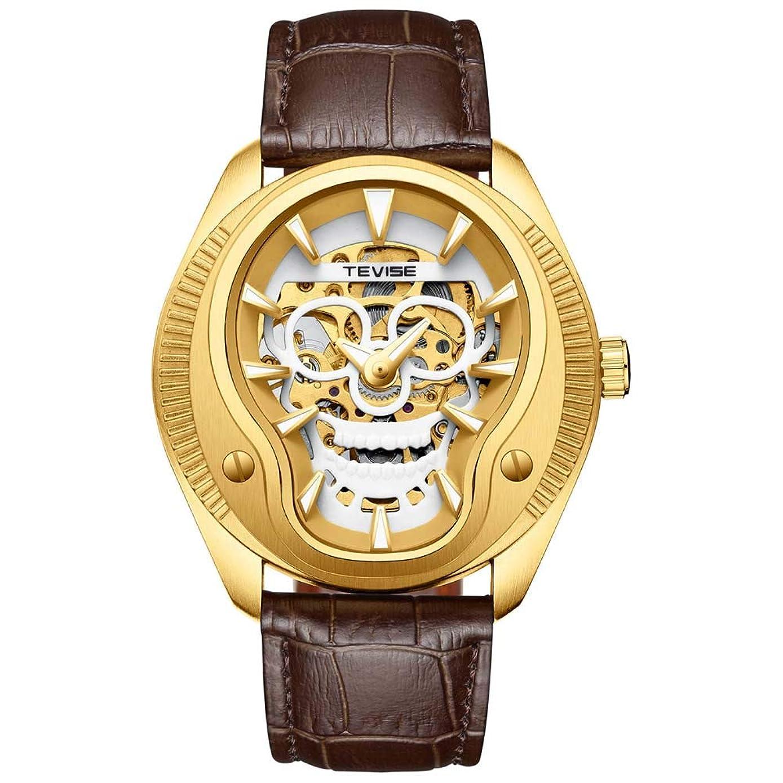 スピン実り多いコメントマンの腕時計完全自動多機能防水機械人間の腕時計
