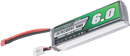 toma Ballylelly Airtonk Power 11.1V 6000mAh 35C 3s 3s 3s 1P Lipo Batería T Plug Recargable para RC Racing Drone Quadcopter Helicóptero Coche Barco  Envio gratis en todas las ordenes