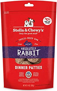 stella and chewy frozen patties