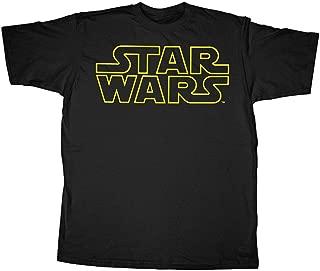 Star Wars Simplified Logo Adult T-Shirt